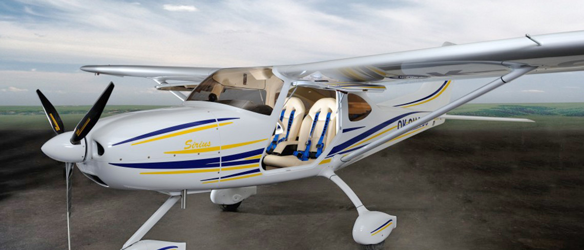 Aviation We have been producing premium aircraft glazing